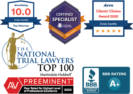 castillo law a plus bbb rating-accredited business